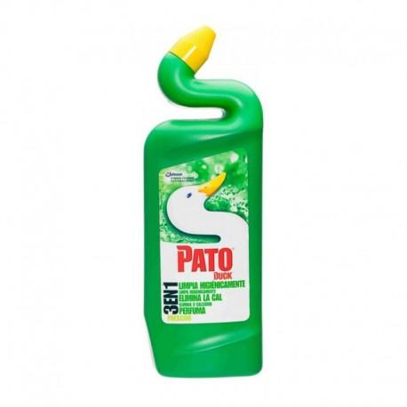 Limpiabaño Pato WC Verde