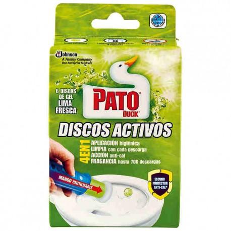 Aparato Pato Discos Activos Lima