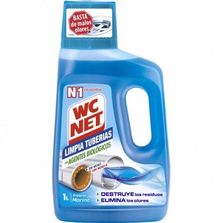 Limpia tuberías WC Net Gel