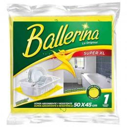 Bayeta Ballerina Amarilla 3u