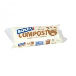 Bolsas Basura Saplex Compost.