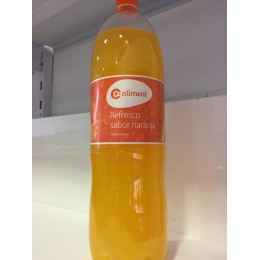 Refresco Naranja Coaliment