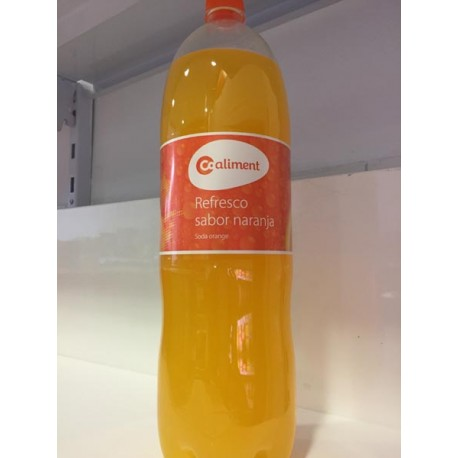 Refresco Naranja Coaliment