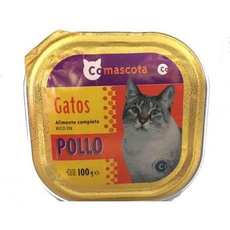 Comida para gatos Coaliment Pollo 100gr