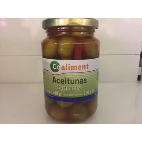 Aceitunas Coaliment Manzanilla Gazpacha