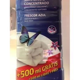 Suavizante Concentrado Coaliment Azul 1,5l