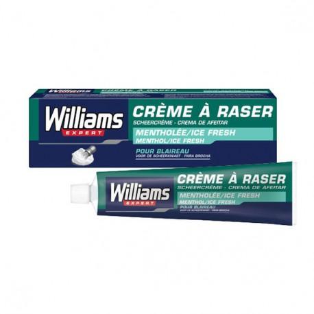 Crema Afeitar Williams Mentol/ICE Fresh