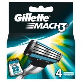 Cargador Gillette Match-3
