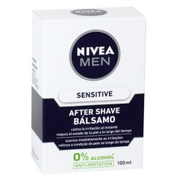 After Shave Nivea Balsamo Sensitive