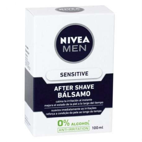 After Shave Nivea Balsamo Sensitive