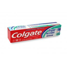 Dentífrico Colgate Triple Action