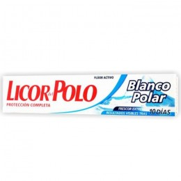 Dentífrico Licor del Polo Blanco Polar