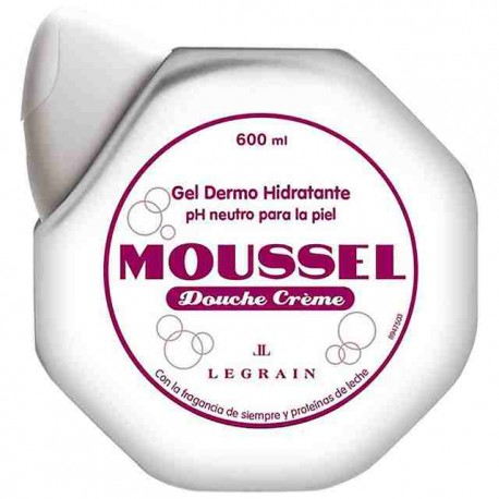 Gel Moussel Douche Creme