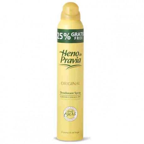 Desodorante Heno de Pravia