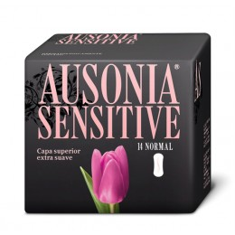 Compresas Ausonia Sensitive