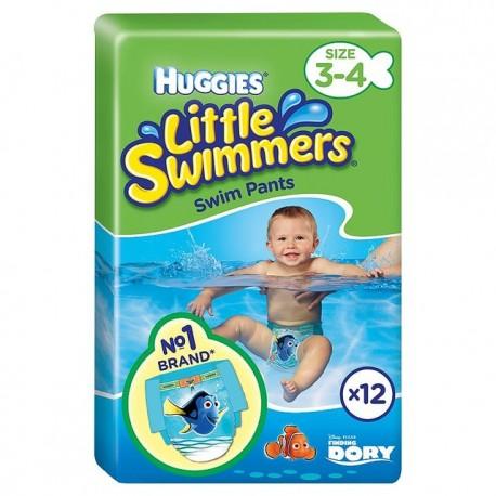 Pañales Huggies Littel Swimmers 7/15k