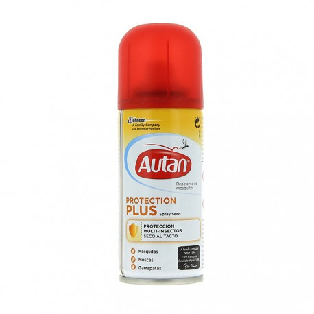 Autan Antimosquitos Plus