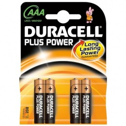 Pilas Alcalinas Duracel LR03