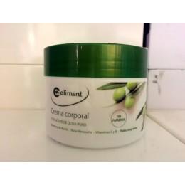 Crema Corporal Coaliment Aceite Oliva