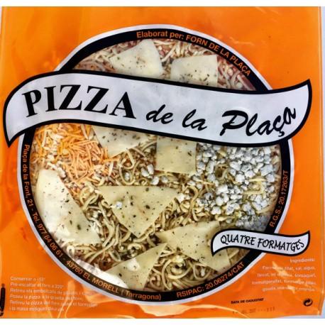 Pizza 4 Quesos Pizza Plaza