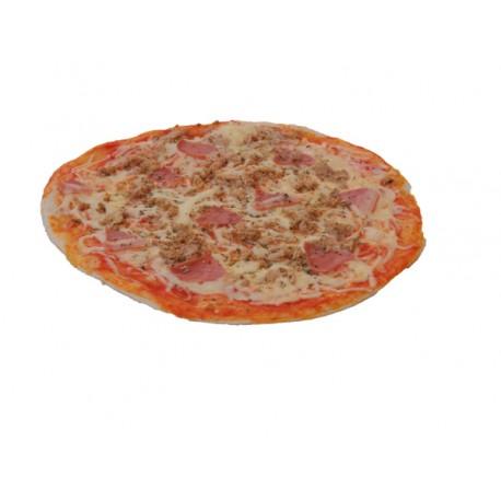 Pizza Atún Barbacoa Pizza Plaza