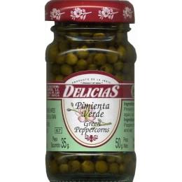 Delicias Pimienta Verde