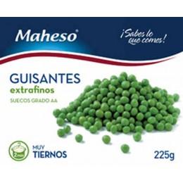 Guisantes extrafinos Maheso 400 gr.