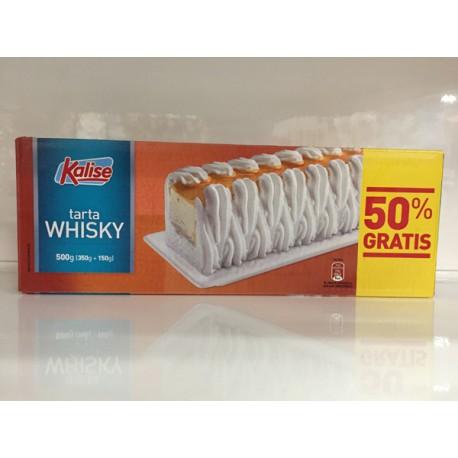 Tarta al Whisky Kalise
