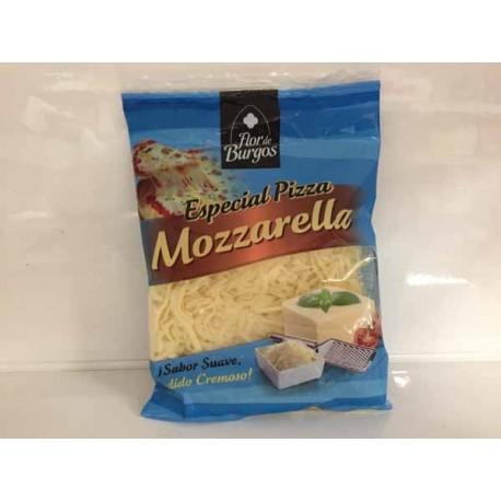 Mozzarella rallado La Fuente
