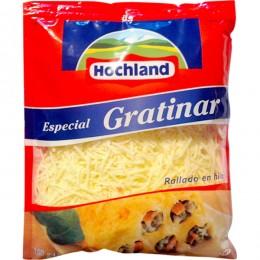 Queso rallado gratinar Hochland 100 gr.