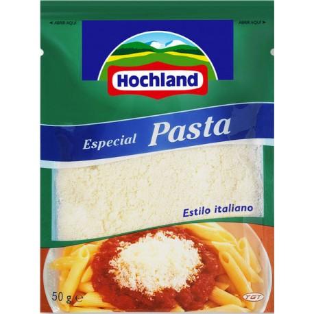 Queso rallado pasta Hochland