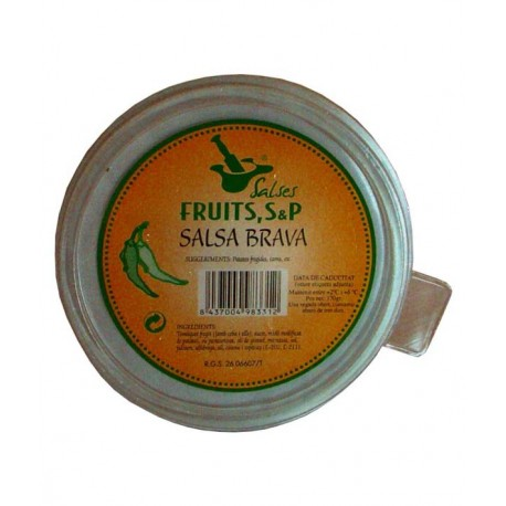 Salsa Brava Salses Fruits SP