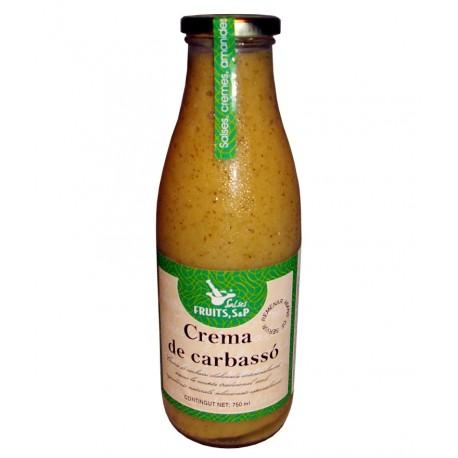 Crema de calabacín Salses Fruits SP