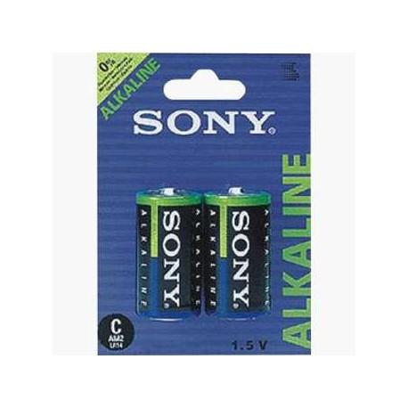 Pila Alcalina Sony LR14