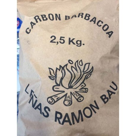 Carbón Ramón Bou