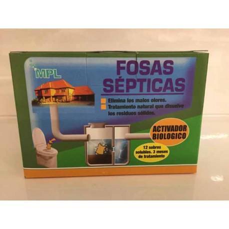 Fosas MPL Sépticas