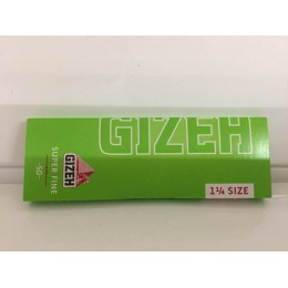 Papel fumar Giaseh Verde 50 hojas