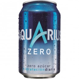 Aquarius Cero Lata 33cl