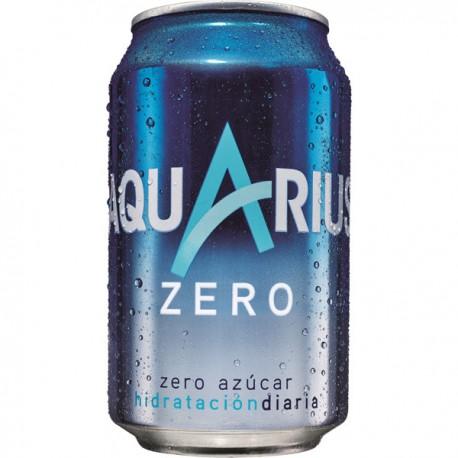 Aquarius Cero Lata 33cl