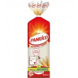 Pan Panrico Sin Corteza