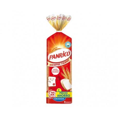 Pan Panrico Blanco con Corteza