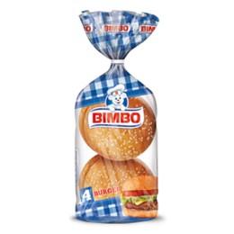 Maxi Burger Bimbo 4 uni.