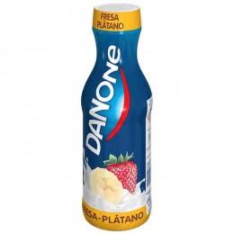 Yogurt bebido Fresa-Platano Danone