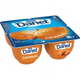 Danet Caramelo Danone