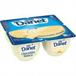 Danet Chocolate Blanco Danone