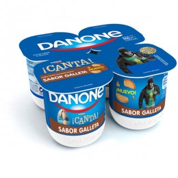 Yogurt Sabor Galleta Danone