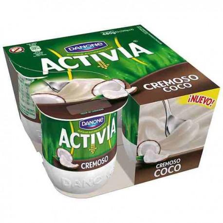 Activia 0% Cremosa Coco