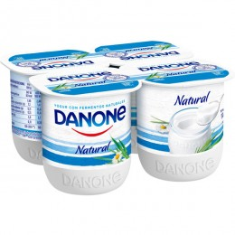 Yogurt Natural Danone