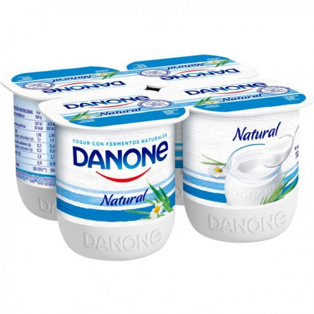 Yogurt Natural Danone