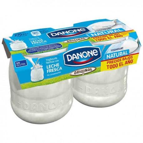 Yogurt Original Natural Danone